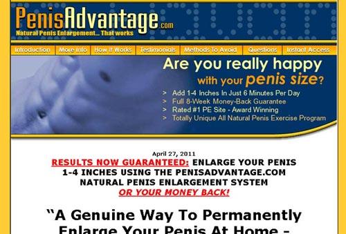 Penis Advantage